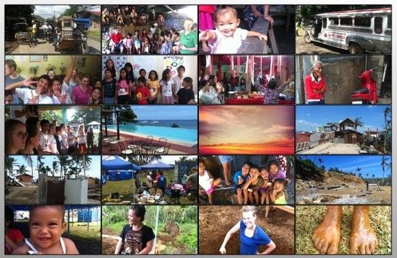 Bilder fra Filippinene-tur