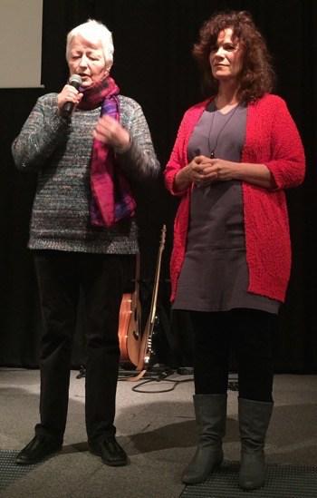 Kari og Anita