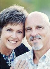 Steve og Lorraine Box