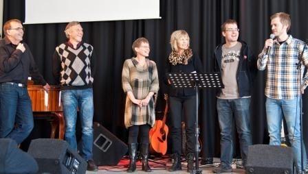 Nytt lederskap på årsmøtet i mars 2012
