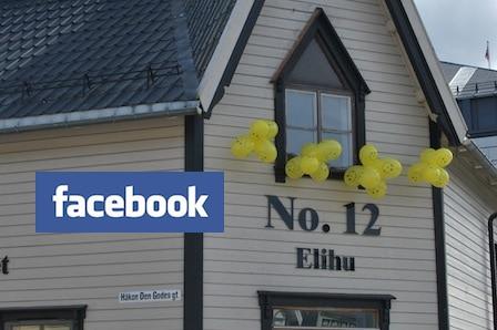 Elihumenigheten på Facebook