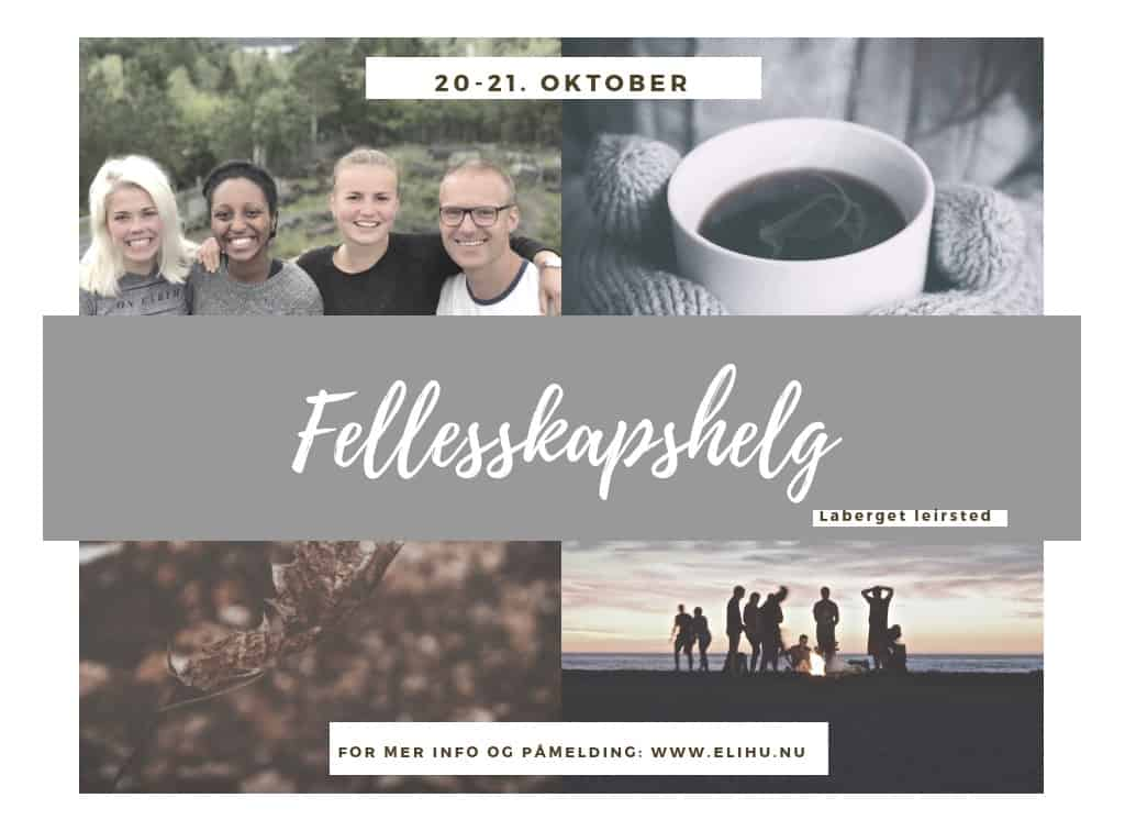 Laberget felleskapshelg 20.-21. okt.