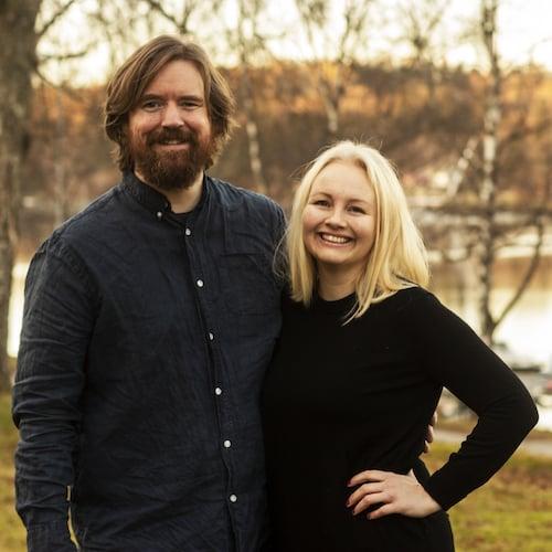 Anniken og Øyvind