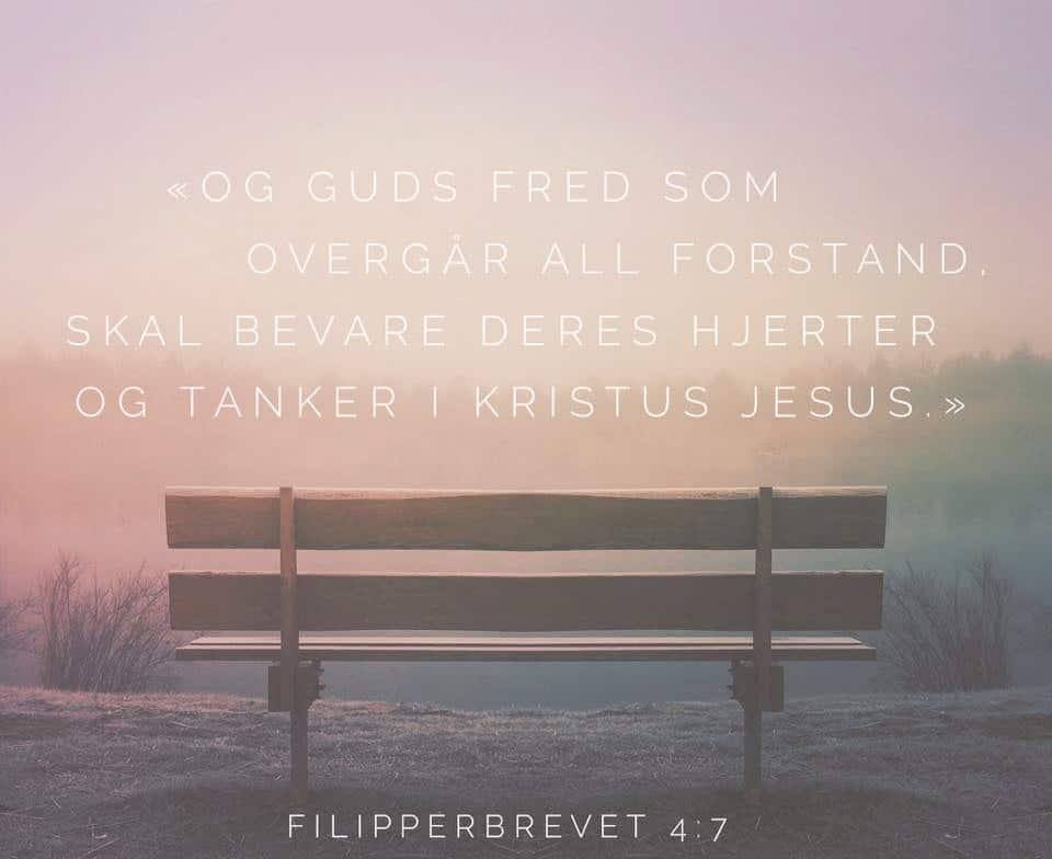 Filipperne 4,7